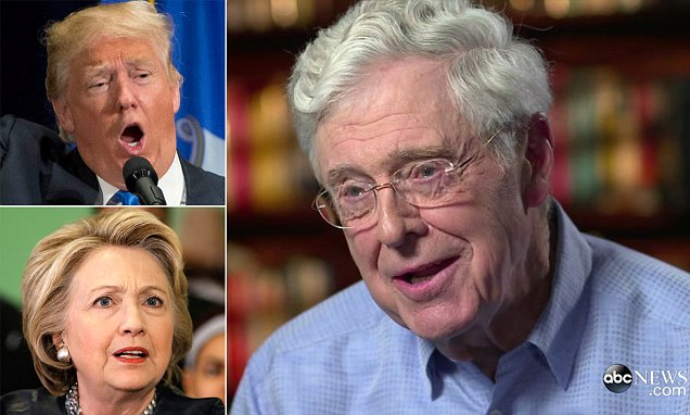 Multi-billionaire kingmaker trashes the Republican presidential field as 'terrible role