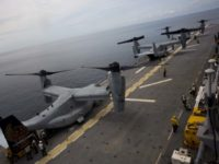 Trump Stations 1,000 Marines off Florida Coast for Irma Relief Operations