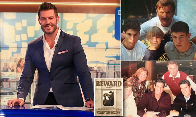 DailyMail TV host Jesse Palmer's outlaw roots in Canada