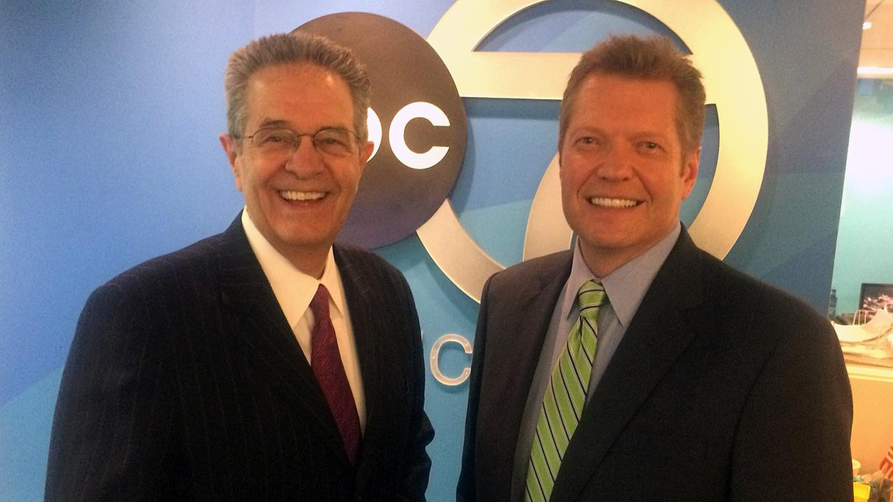 Ron Magers to retire May 25; Alan Krashesky named 10 PM anchor