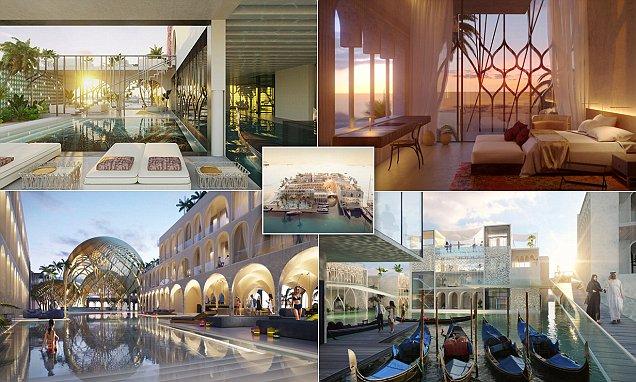 Dubai unveils plans to create a replica of Venice