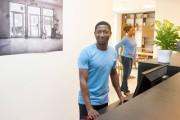 Le premier hôtel d'Europe tenu par des réfugiés ouvre à Vienne