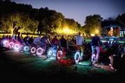 Efecto Pedal, le cinéma en plein air qui tourne grâce à l'énergie des cyclistes