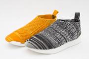 Bio-Knit : ces chaussures se recyclent aussi facilement qu'une bouteille d'eau