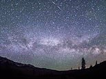 This June 4, 2016 photo provided by Nils Ribi Photography shows the Milky Way in the night sky at the foot of the Boulder Mountains in the Sawtooth National Recreation Area, Idaho. Tourists heading to central Idaho will be in the dark if local officials get their way. The nation's first International Dark Sky Reserve will fill a chuck of the sparsely populated region containing night skies so pristine that interstellar dust clouds are visible in the Milky Way. The International Dark Sky Association says the region is one of the few places remaining in the contiguous United States large enough and dark enough to attain reserve status. Nearby towns, county and federal officials and a conservation group are working with the association to submit an application this month to designate 1,400 square miles (3,600 square kilometers) as the reserve that could draw visitors. (Nils Ribi Photography via AP)
