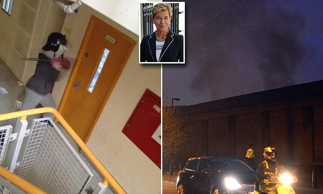 Katie Hopkins: Nobody cares what happens in our prisons
