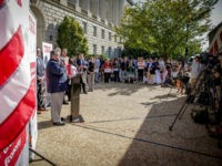 Job Creators Network Holds Historic Small Business Tax Cut Rally at IRS Building in DC