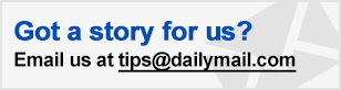 Daily Mail News Tips