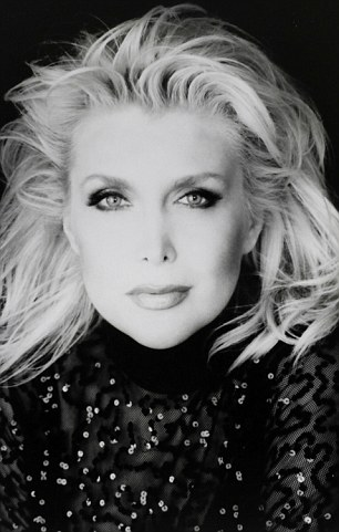 The Madonna of Little Rock, Arkansas: Gennifer Flowers at the time the scandal of her affair with Clinton broke