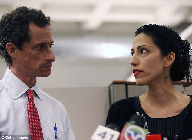 Huma Abedin stood by husband, Anthony Weiner, when he was embroiled in a SECOND sexting scandal earlier this year. Prompting many to ask, 'Why?'