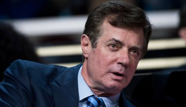 US government wiretapped former Trump campaign chairman