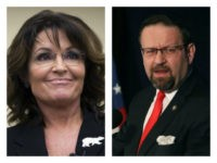 Dr. Sebastian Gorka to Campaign for Judge Roy Moore Alongside Sarah Palin in Alabama