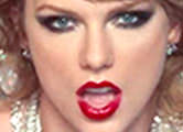 Taylor bathed in $10M of diamonds 'to shade' Kim