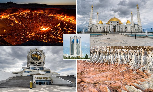Jay Tindall's video of a trip to Turkmenistan
