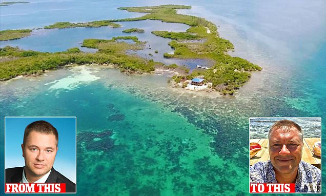 Man swaps suit for flip flops and sets up a Belize Airbnb