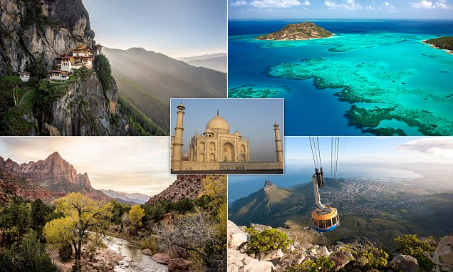 National Geographic Travel reveals autumn's top places