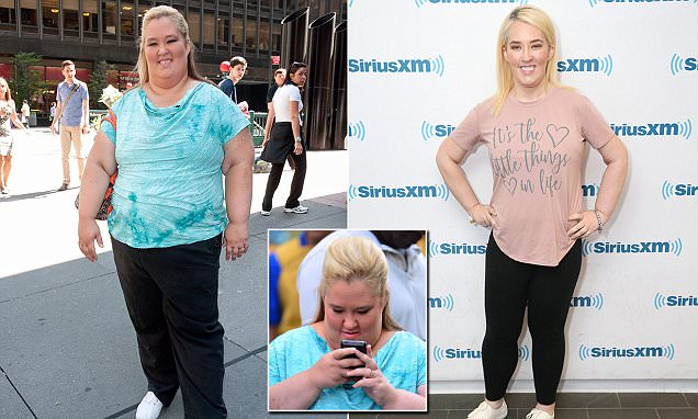 Mama June weight loss surgery could help eyesight