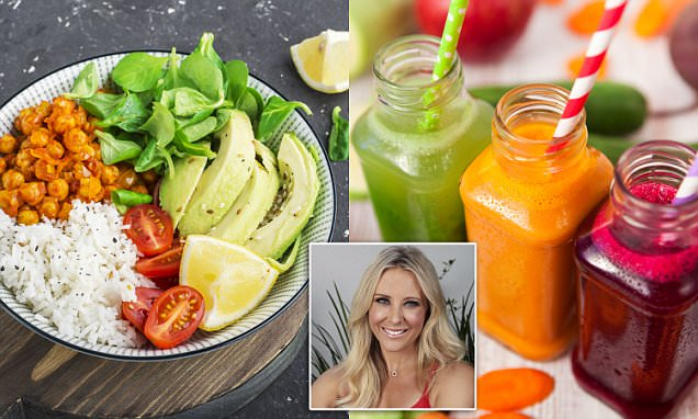 Susie Burrell's tips on losing 5kg before summer season