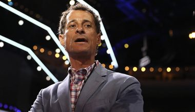 Anthony Weiner Blames Girl He Sexted For Wanting to Affect Election