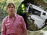 Tom Cruise on set of 'American Made.' The film required extensive flying and was 'dangerous' according to a suit by the families' of the pilots that were killed in a plane crash during filming