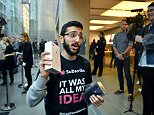 Mazen Kourouche, 20, woke up bleary-eyed on Friday for the release of the iPhone 8, so he could be the first in the world to unbox it for his YouTube followers