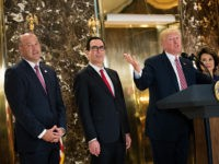 Senate Republicans Refuse to Be Led by Democrat Gary Cohn on Tax Reform