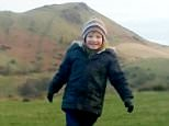 Pictured:Archie Spriggs was found dead yesterday at the family home in Church Stretton