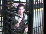 Police released footage of man who they say has been exposing himself on Manhattan R trains