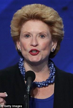 Michigan Democratic Sen. Debbie Stabenow
