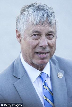 Michigan Republican Rep. Fred Upton