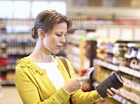 The supermarket is testing technology that will allow customers to scan shopping on their smartphones, then simply leave the store