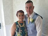 Chris Mahone's stag-do fell apart when they arrived at the airport to realise there was no booking. His fiancee Rachel Doran, pictured right, has been arrestedon suspicion of fraud