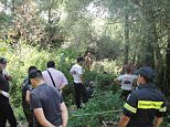 The woman had been missing since Thursday after returning from a visit to the Mesimvria archaeological site by foot