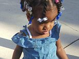 Jenasis Bradley turns two years old in November. She survived being cut out of her mother Angelikque Sutton by her deranged friend