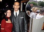 Rebecca Ellison with Rio Ferdinand  in 2009 shortly after their Caribbean wedding: \nFile photo dated 22/10/09 of Rio Ferdinand and his wife Rebecca Ellison who died last night following a battle with cancer. \n\nPRESS ASSOCIATION Photo. Issue date: Saturday May 2, 2015. See PA story DEATH Ferdinand. Photo credit should read: Ian West/PA Wire