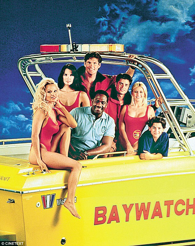 Everyone has heard of Baywatch ¿ in the Nineties, it had more than a billion viewers a week in 142 countries