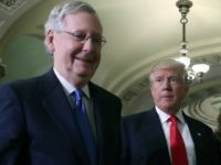 McConnell Pledges to Support Roy Moore and Donald Trump's Agenda