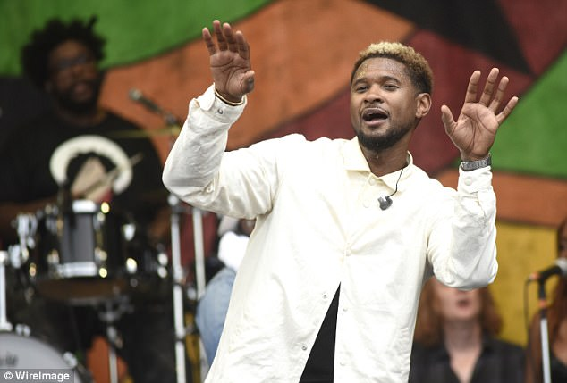 Usher, 38, has denied 'each and every allegation' made by a man and two women accusing the singer of exposing them to genital herpes