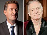 Hugh Hefner has died aged 91 in the Playboy Mansion