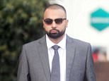 Hassan Mahhmood outside Isleworth Crown Court