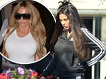 Picture Shows: Katie Price, Jordan  September 25, 2017\n \n * EMBARGO : strictly no web / online permitted * \n * Print Only *\n \n Katie Price goes over to the dark side as she flew into Dublin this afternoon to visit the Ceira Lambert hair salon in Shankill village to get her blonde hair extensions changed and hair dyed black.\n At one stage Katie stepped outside in bare feet to make a call.\n \n * EMBARGO : strictly no web / online permitted * \n * Print Only *\n \n Exclusive\n WORLDWIDE RIGHTS - NO IRELAND\n \n Pictures by : Flynet Pictures © 2017\n Tel : +44 (0)20 3551 5049\n Email : info@flynetpictures.co.uk