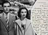 Hollywood history:Over 10,000 letters and documents from the estate of Vivien Leigh have been made available to the public by London 's Victoria and Albert Museum (Leigh and Laurence Olivier above in 1940)