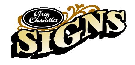 Greg Chandler Signs, Echuca-Moama Logo