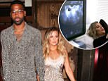 ** RIGHTS: ONLY UNITED KINGDOM ** Hollywood, CA  - Khloe Kardashian and Tristan Thompson are spotted leaving a romantic dinner date at TAO. The hot couple head to their ride hand in hand for a surprise birthday party for Khloe Kardashian with family and friends waiting for the guest of honor. Pictured: Khloe Kardashian, Tristan Thompson BACKGRID UK 25 JUNE 2017  UK: +44 208 344 2007 / uksales@backgrid.com USA: +1 310 798 9111 / usasales@backgrid.com *UK Clients - Pictures Containing Children Please Pixelate Face Prior To Publication*