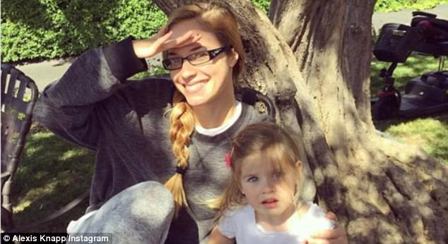 Easter snap: PThe I Know What You Did Last Summer alum is also father to six-year-old daughter Kailani with his ex-flame - Pitch Perfect's Alexis Knapp