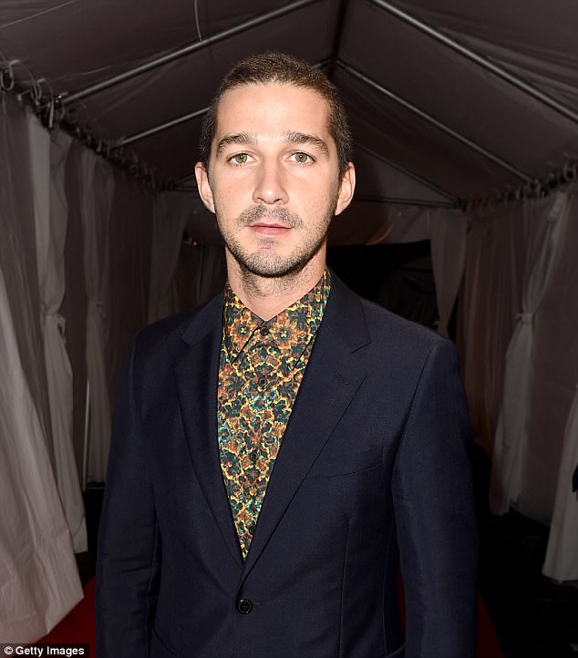 Shia LaBeouf is claiming that branding a bartender 'racist' was just free speech as his lawyers call for a defamation lawsuit to be dismissed
