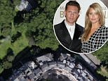 Celebrity couple: Nick Candy (pictured with wife Holly Valance has caused controversy a lot closer to home by enraging neighbours of his £75 million West London mansion