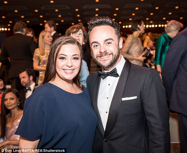 Work:Lisa has been throwing herself into work as her husband prepares to fly 11,000 miles across the globe for his I'm A Celebrity... Get Me Out Of Here! presenting duties