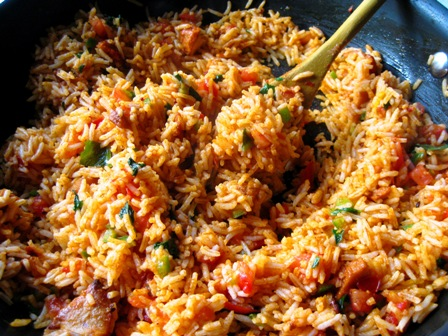 Tomato Rice: