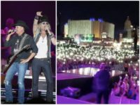 Watch: Country Duo Big & Rich Lead Sing-Along of 'God Bless America' Before Shooting at Las Vegas Concert